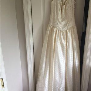 Dresses & Skirts - Fancy white dress